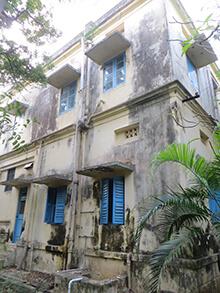 Bad condition Shanti Kunja 1